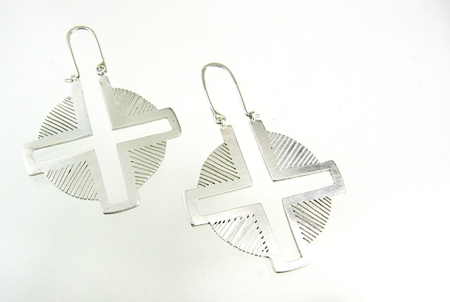 Four Directions of the Wind earrings