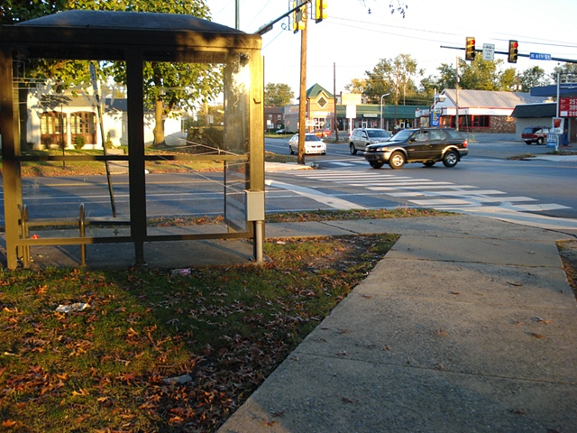 Bus Stop Tracing