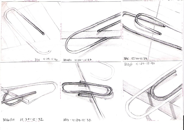 ISS duty - Paper Clips 3/14 - 3/18