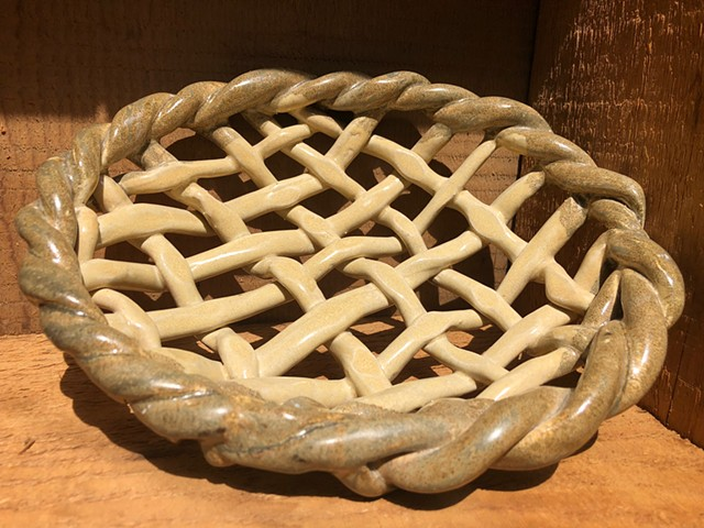 Woven Coil Bowl