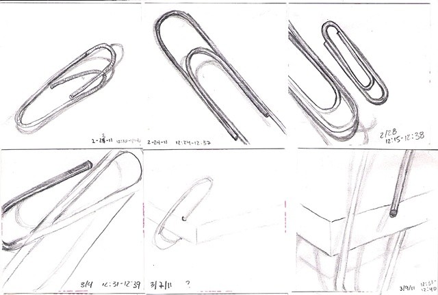 ISS duty - Paper Clips 2/23 - 3/9