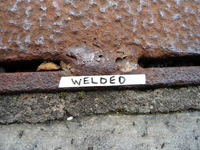 Actions Around Studio A: Welded