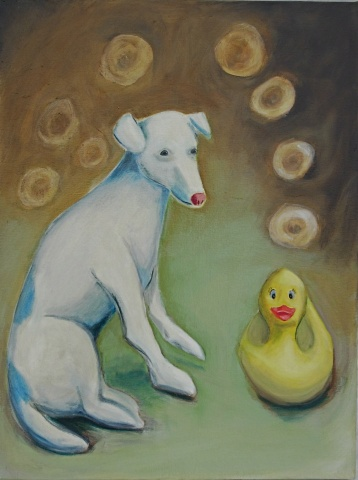 Ghost Dog and Duck