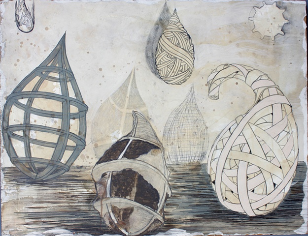 Buoy Drops drawing