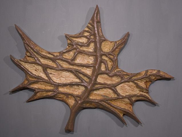 Rooted Leaf