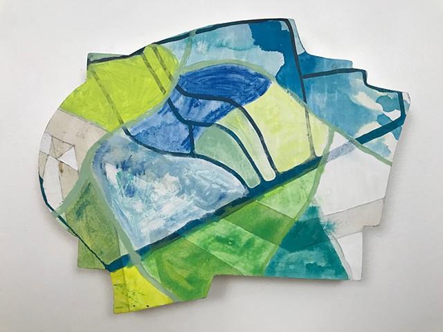 Collective Flow - Terrain