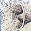 Double Siren drawing