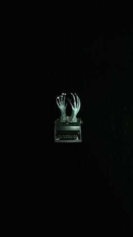Al Mead's Alien Typewriter