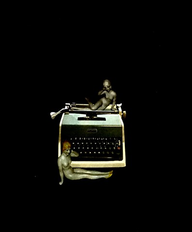 Al Mead's Sexy Typewriter