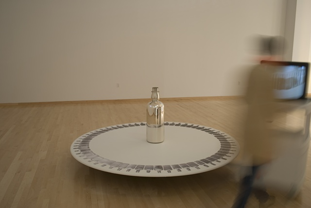 Untitled (bottle wheel)