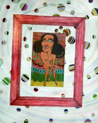 Framed Girl 2