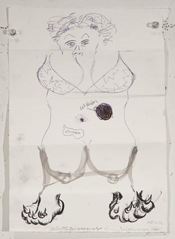 Susanne Doremus, The Mind's I; Julius Caesar; 2012