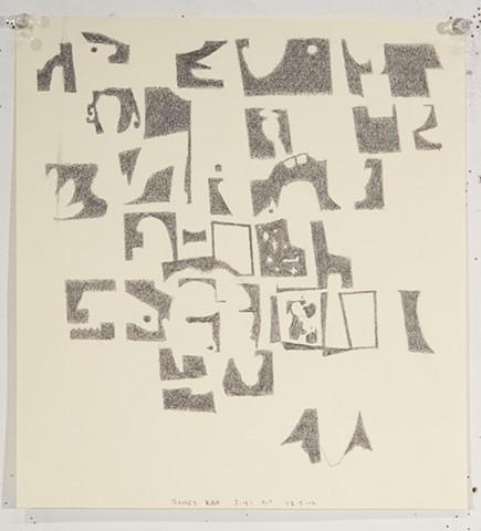 James Kao, The Mind's I; Julius Caesar; 2012