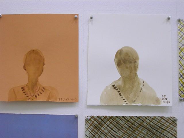 Deborah Boardman, Installation view, Julius Caesar, Chicago, IL