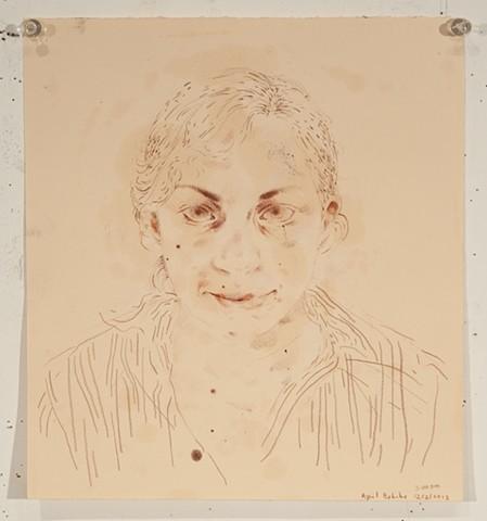 April Behnke, The Mind's I; Julius Caesar; 2012