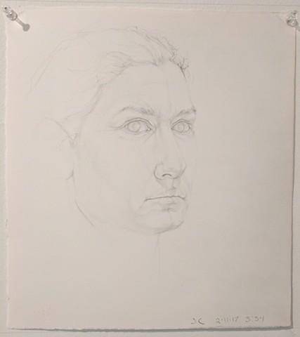 Sarah Crow, The Mind's I; Ed Paschke Art Center