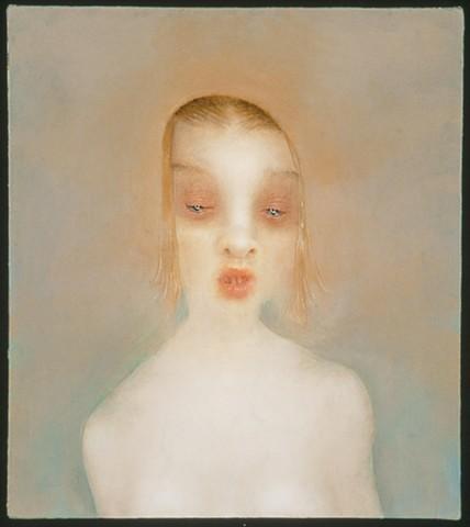 Portrait (Pink Eyelids)