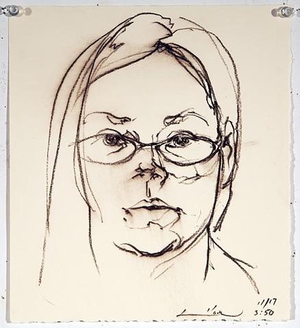 Lindsey Hook, The Mind's I; Julius Caesar; 2012