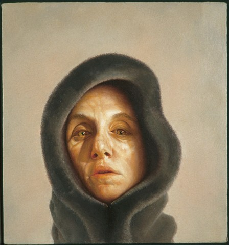 Self Portrait (Hood)