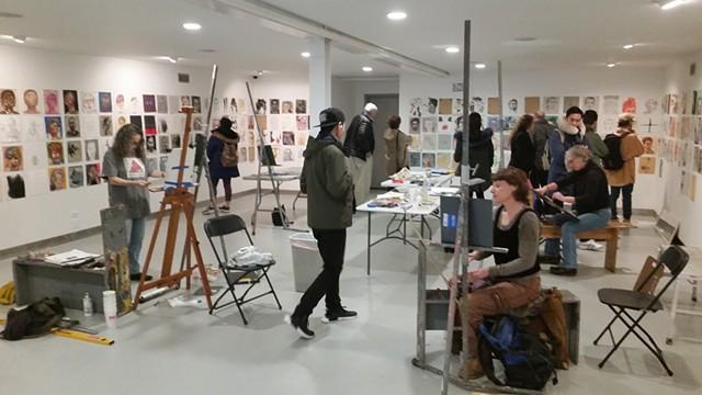 The Ed Pasche Art Center, Chicago