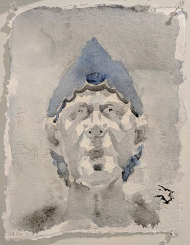 Susanna Coffey, The Mind's I; Ed Paschke Art Center; 2017