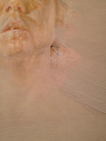 Detail, head study
