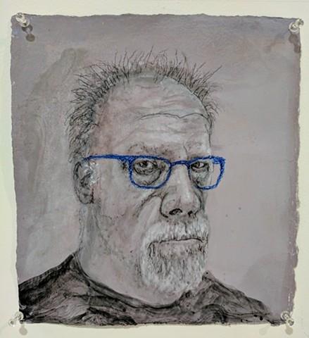 Jim Lutes, The Mind's I; Ed Paschke Art Center; 2017