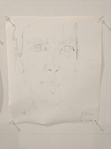 Seth Hunter, The Mind's I; Ed Paschke Art Center