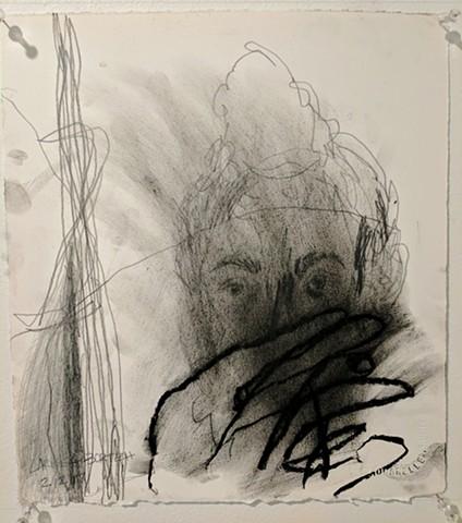 Larissa Borteh, The Mind's I; Ed Paschke Art Center; 2017