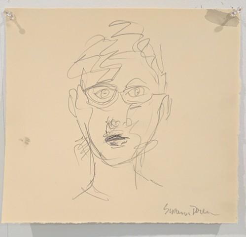 Suanne Doremus, The Mind's I; Ed Paschke Art Center