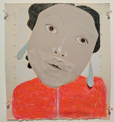 Jeffly Gabriela Molina, The Mind's I; Ed Paschke Art Center; 2017
