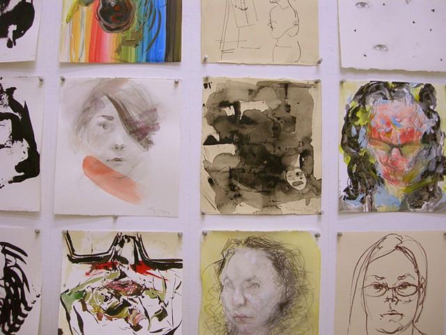 Judith Geichman, Kim Piotrowski, Susanne Doremus, Karen Azarnia, Josh Dihle, Lindsey Hook, Anne Harris, Julius Caesar, Chicago, IL