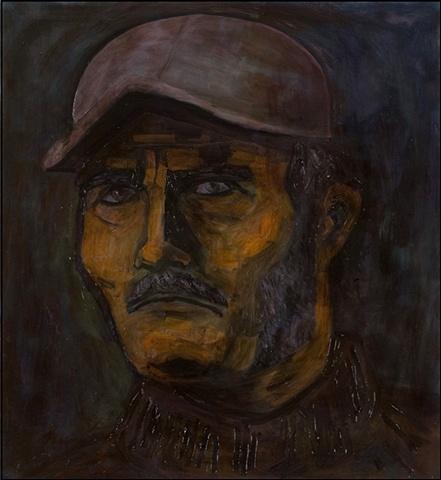 Portrait of Captain Quint