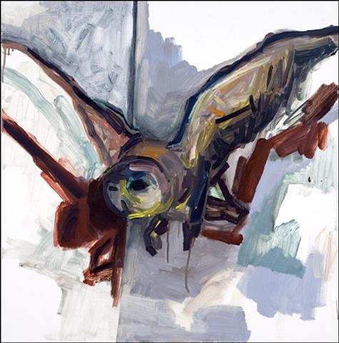 Norman Bates' owl