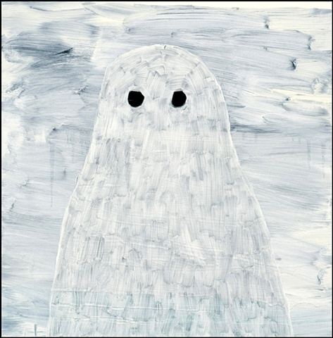 a ghost