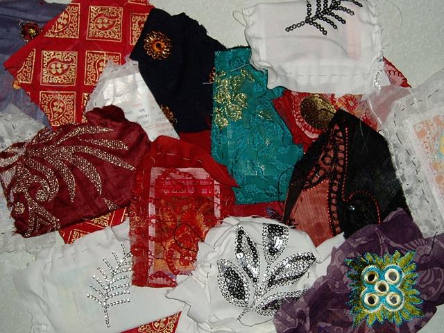 mail art, not-a-blog, India Rajasthan Caribbean Africa paper art book arts handmade books