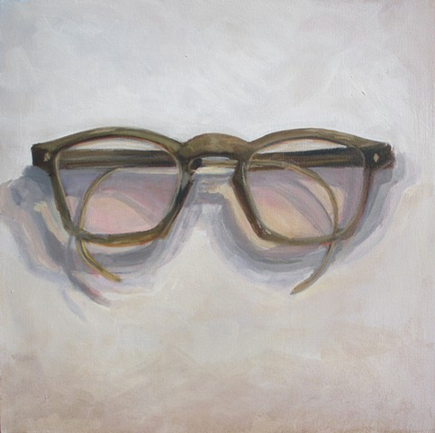 Belonging (Glasses)—-Sold