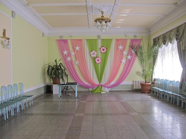 Practice Space, Pushkin Theater