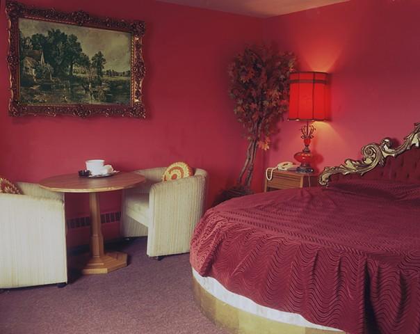 Motel Honeymoon Suite, Route 6, Massachusetts