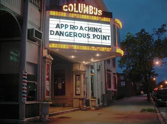 Untitled Columbus Theater I, Providence RI
