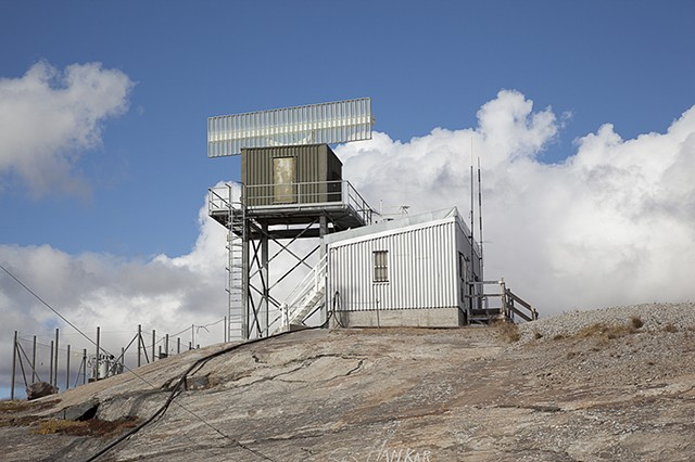 Tactical Air Communications and Navigation Radar Facility