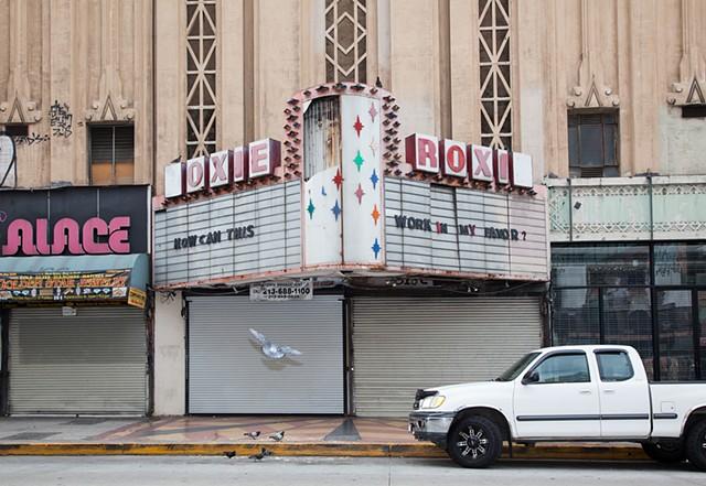 Untitled II  Los Angeles CA 2017