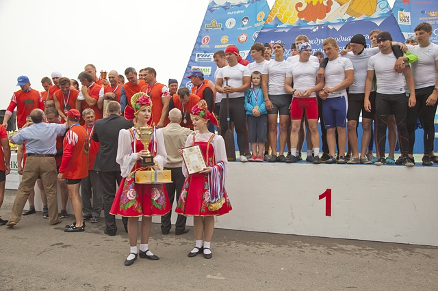 Dragonboat Race Award Ceremony