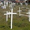 Construction Near Lutheran Graveyard, Nuuk GL