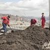 Construction Workers, Vladivostok