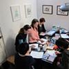 Open Ateliers Plantage Weesperbuurt  March 20, 2010