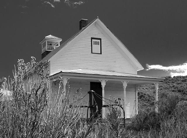 Cottonwood, CO Schoolhouse