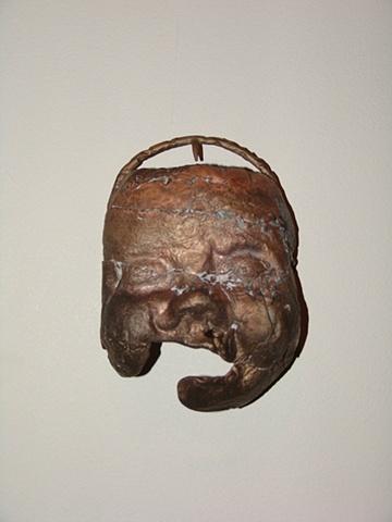 Bronze Mask 1