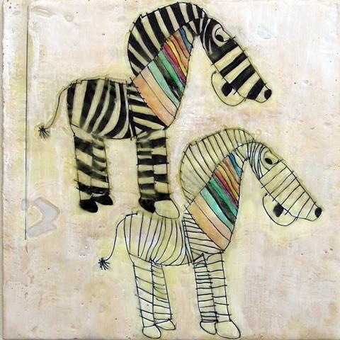 Leapfrog Zebras