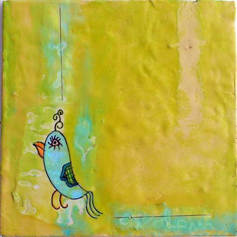 Bird All by Itself
